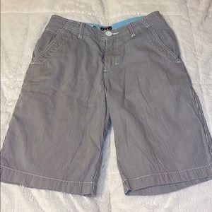 Quicksilver Striped Short